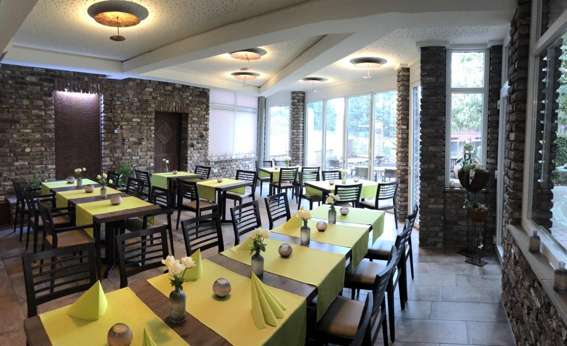 Restaurant Damme Waldhotel zum Bergsee