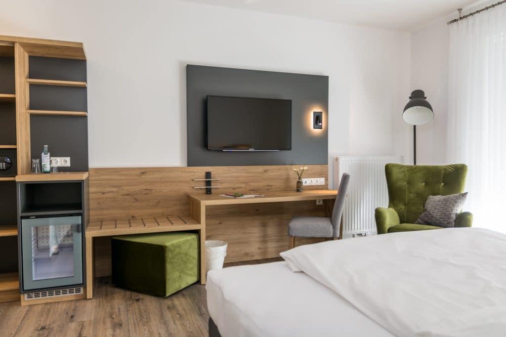 Superior Waldhotel zum Bergsee Damme Hotelzimmer