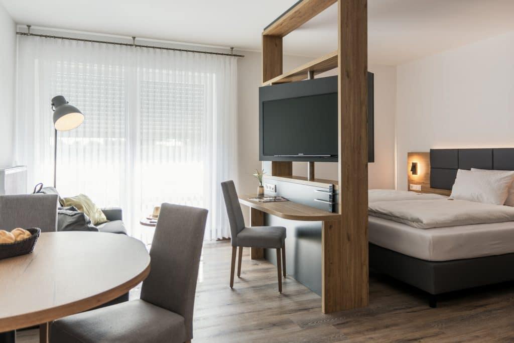 Studio Hotelzimmer Waldhotel zum Bergsee Damme